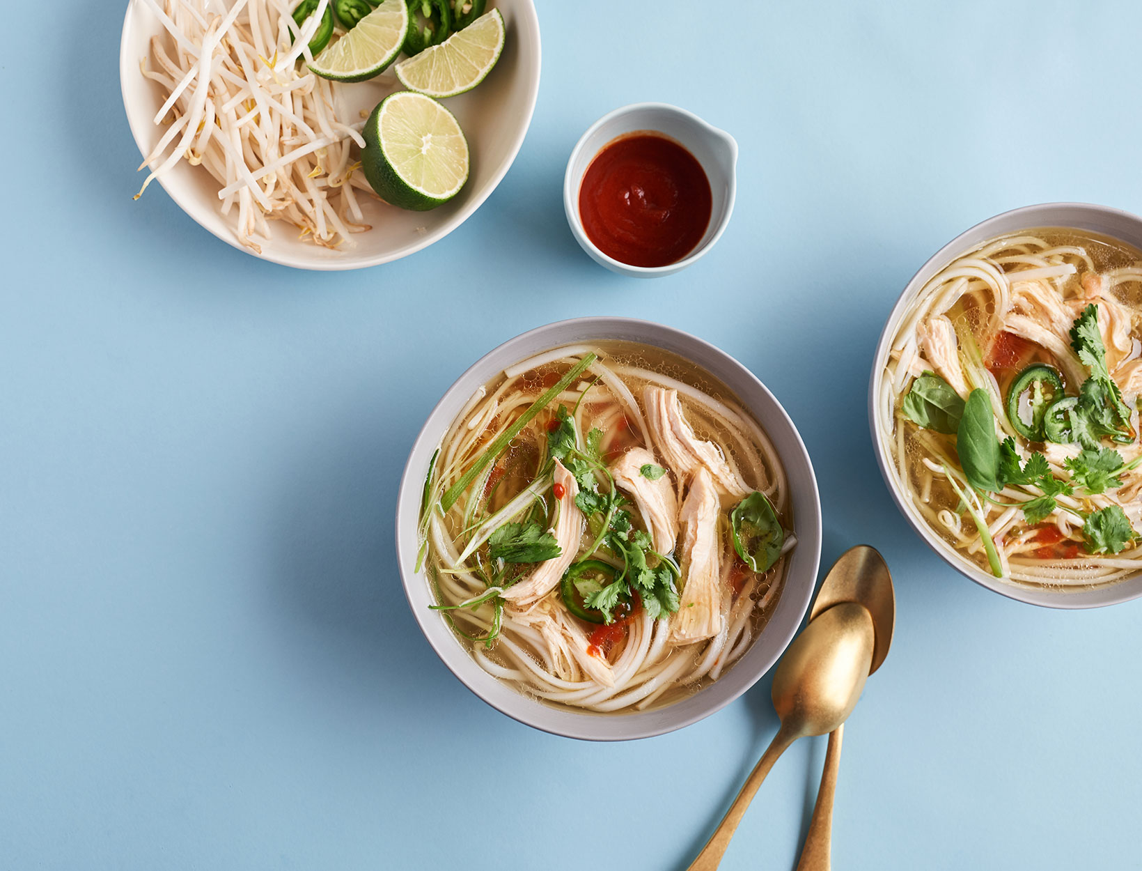 Pressure Cooker Chicken Pho | Goop