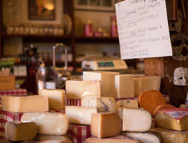The Cheese Store of Silver Lake
