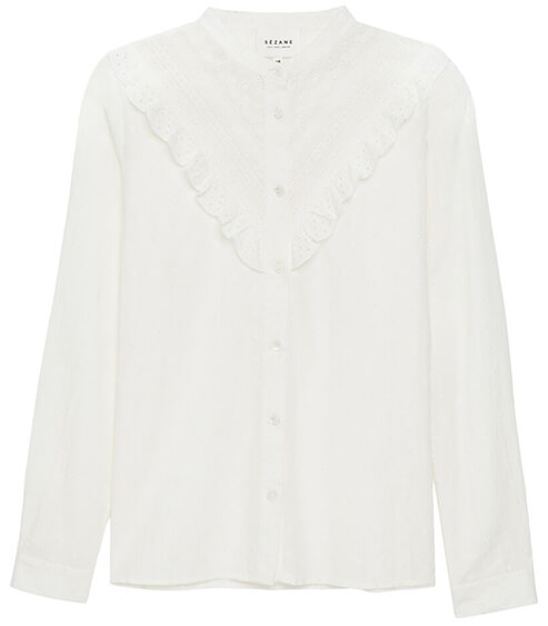 Ask Anne: Head-to-Toe White?