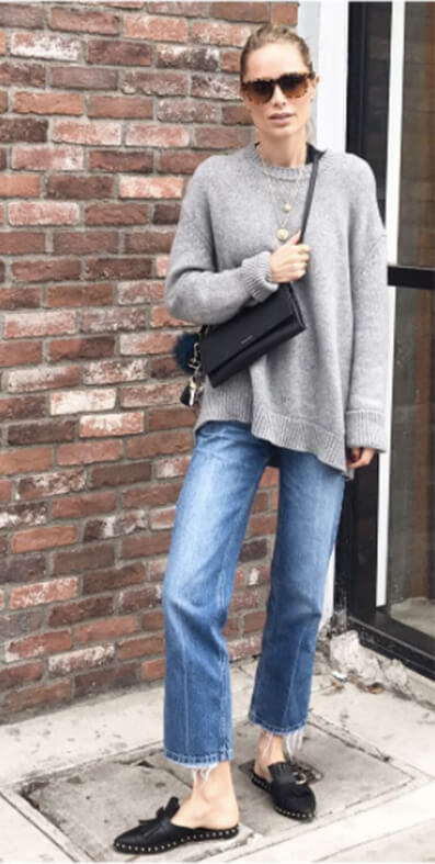 Layering Up for Fall, the LA Way