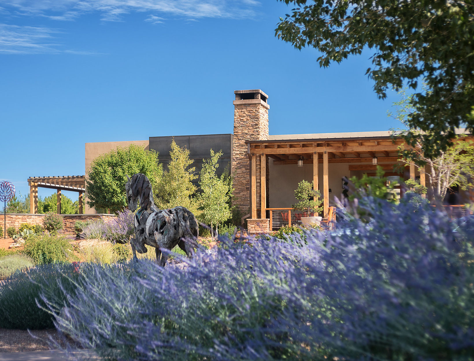 Rancho Encantando<br><em>Santa Fe, New Mexico</em>