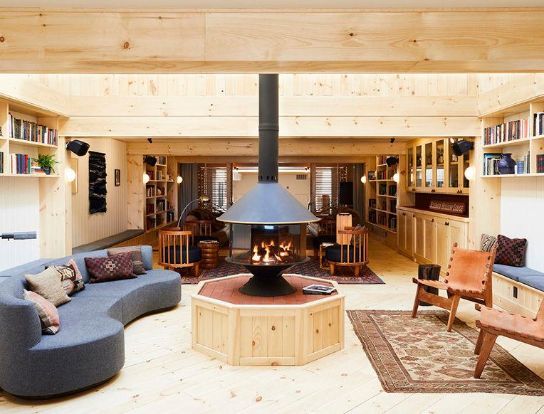 Scribner's Lodge<br><em>Hunter, New York</em>