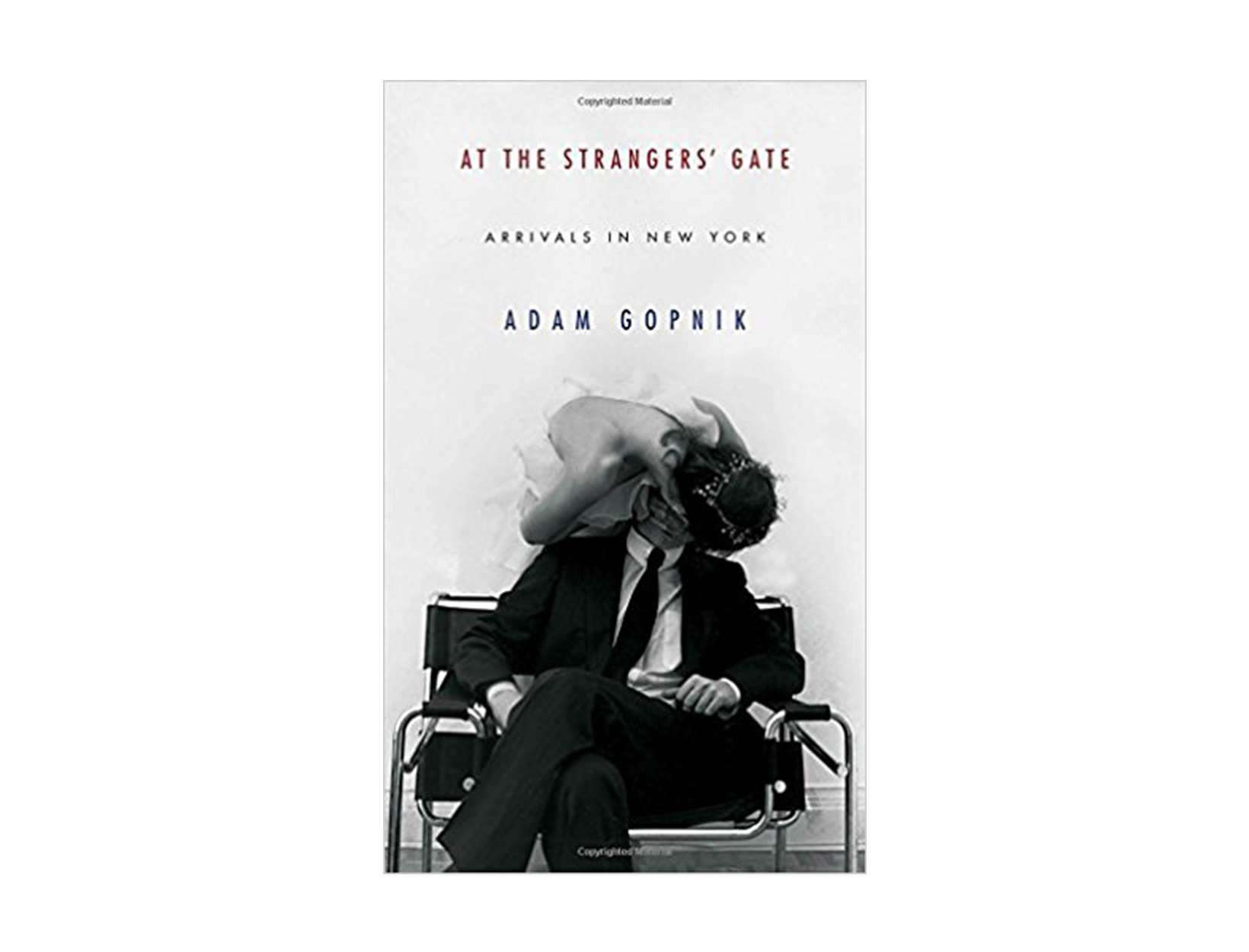 At the Stranger's Gate by Adam Gopnik