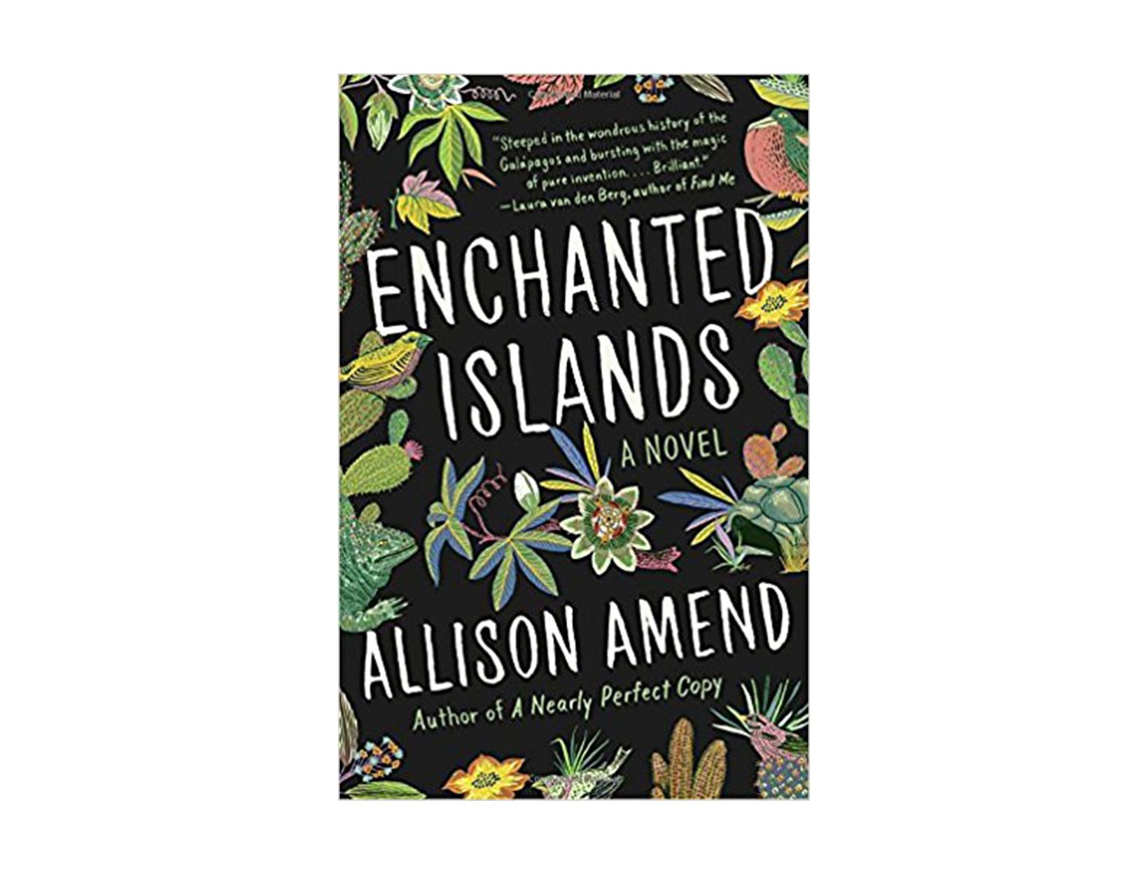 Enchanted Islands by Allison Amend