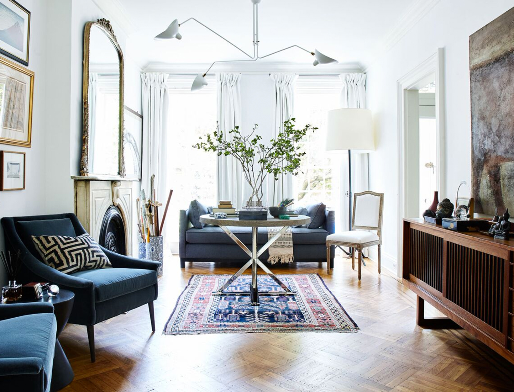 Tips for Making a Living Room Feel More Livable | Goop