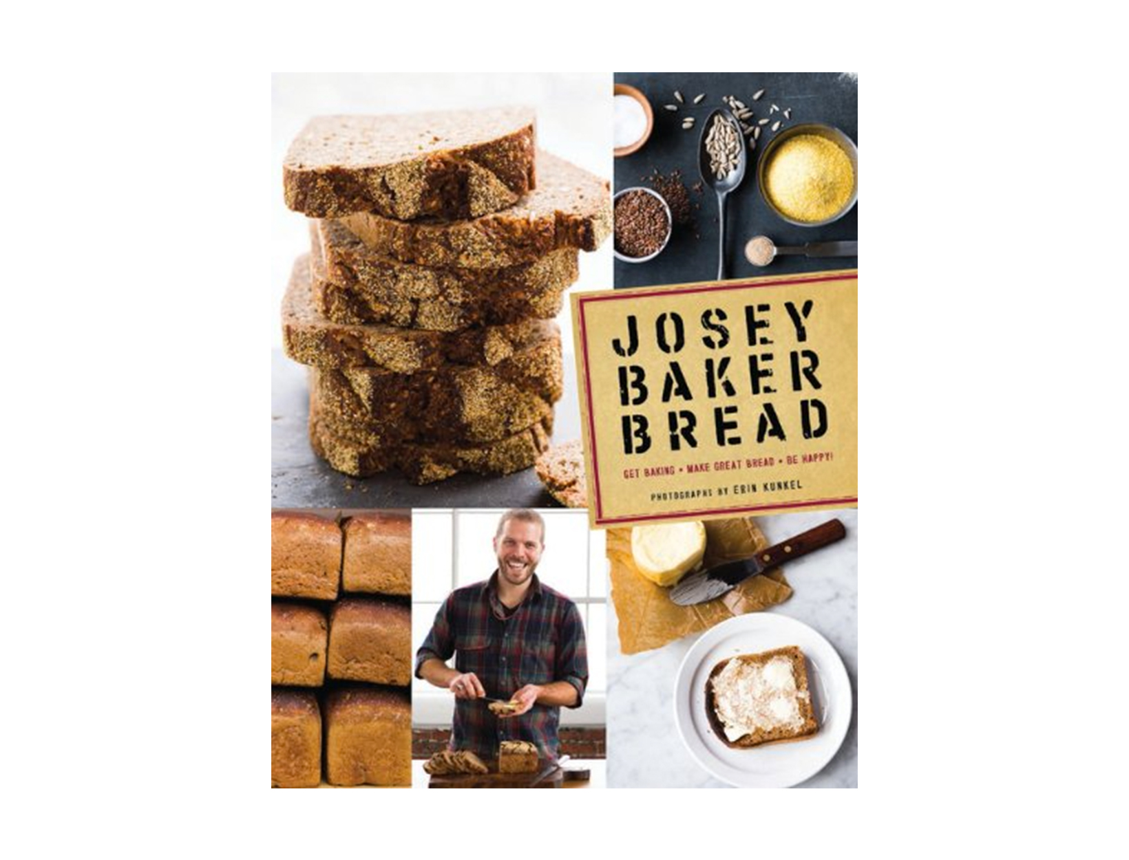 <em>For the mid-level baker:</em><br>  Josey Baker Bread, Josey Baker