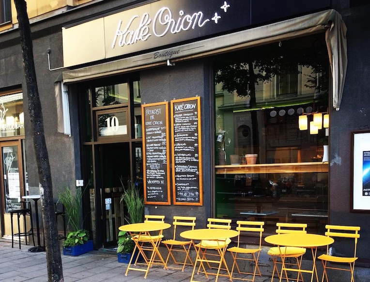 Kafé Orion