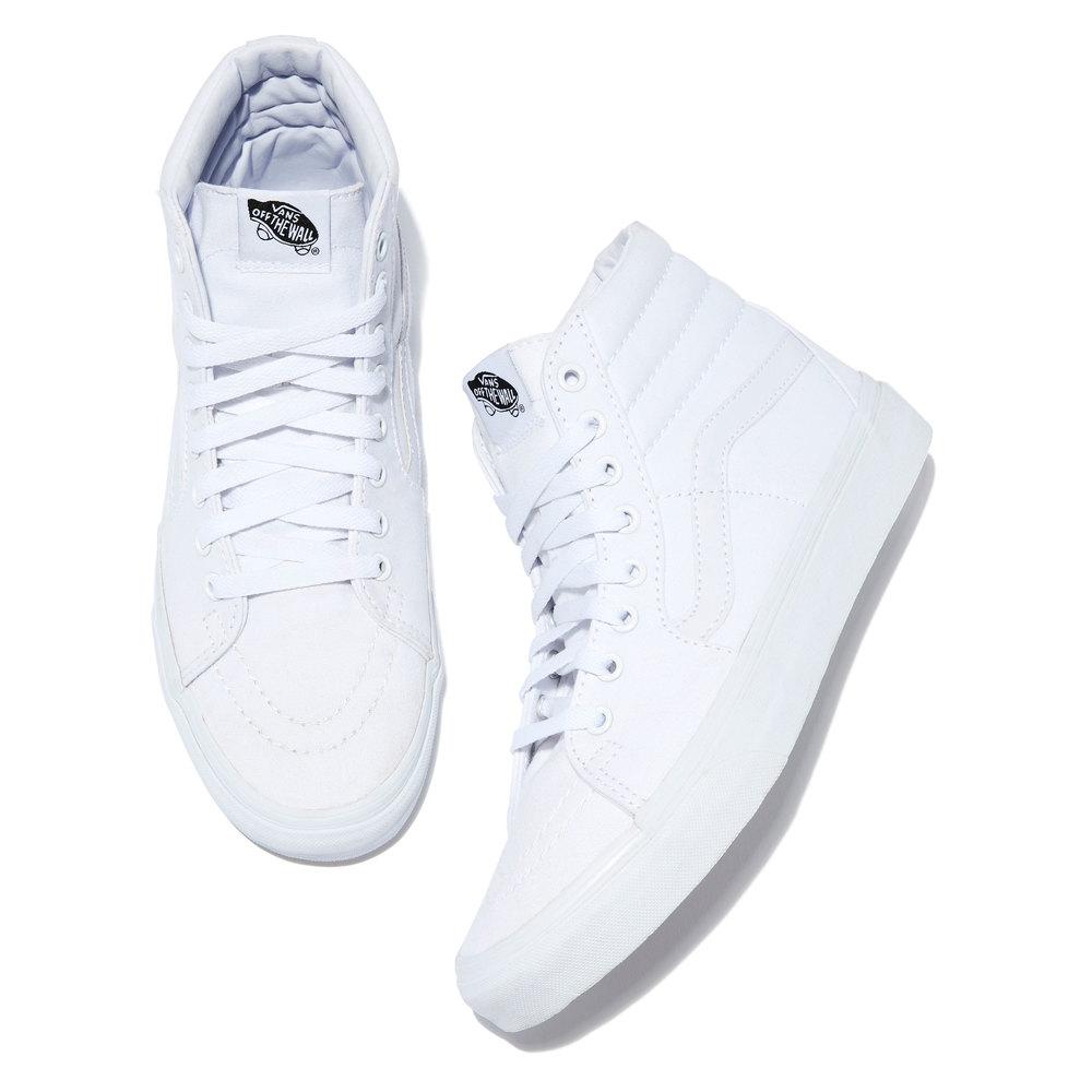 675a72766d6 Vans Canvas Sk8-Hi Sneaker