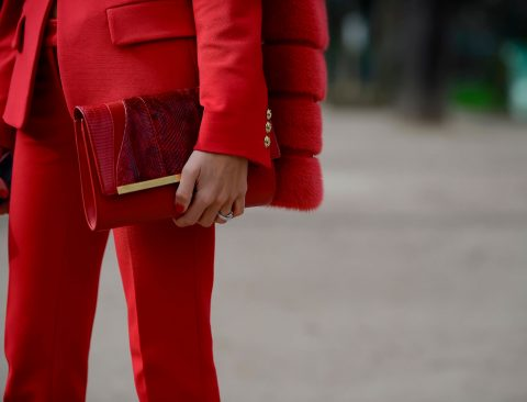 Ask Anne: How to Pull Off Wearing Red?