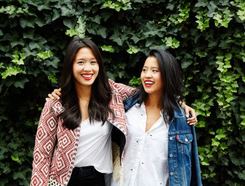 The Off-Duty Chef: Mimi Cheng's Sisters