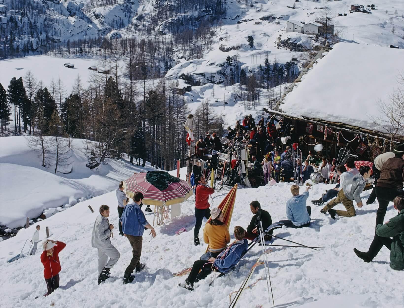 Three Après-Ski Looks for Your Winter Break