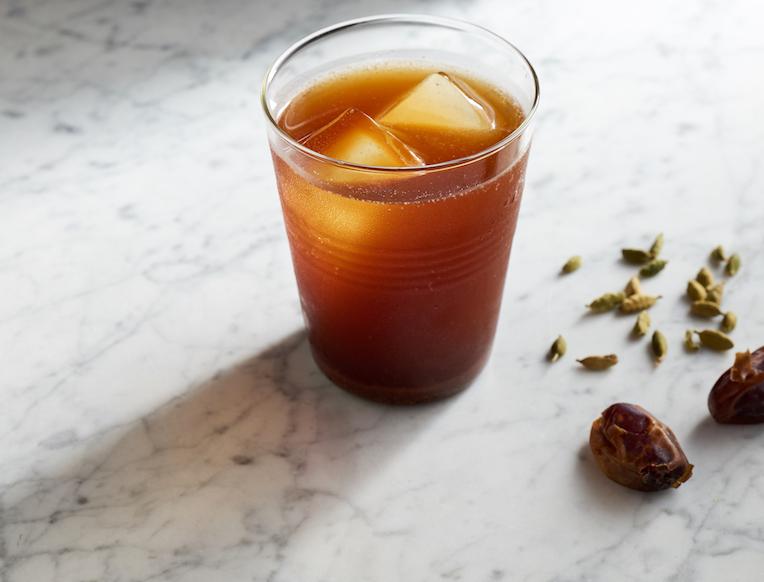 Cardamom-Date Coffee