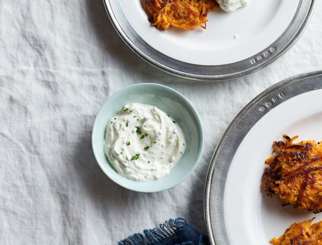 Chive Sour Cream Recipe Goop