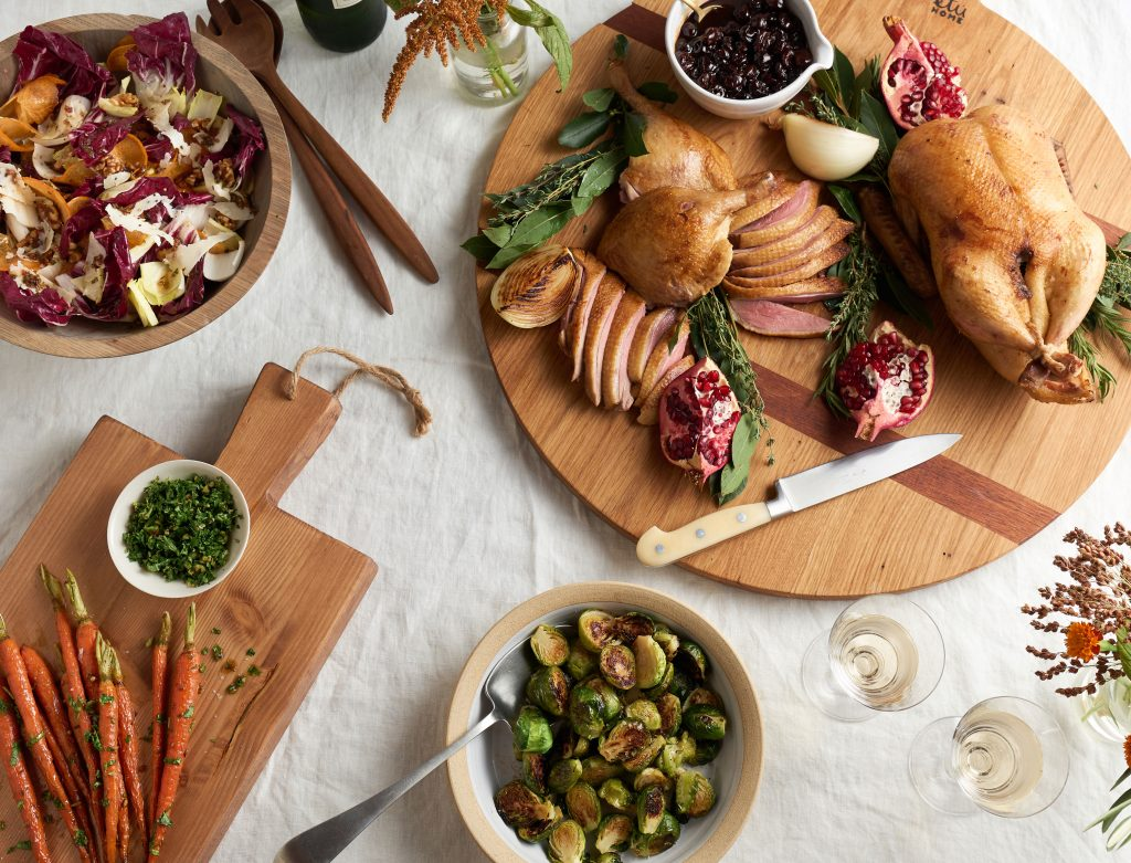 Tricks for Pulling Off a No-Stress Dinner Party