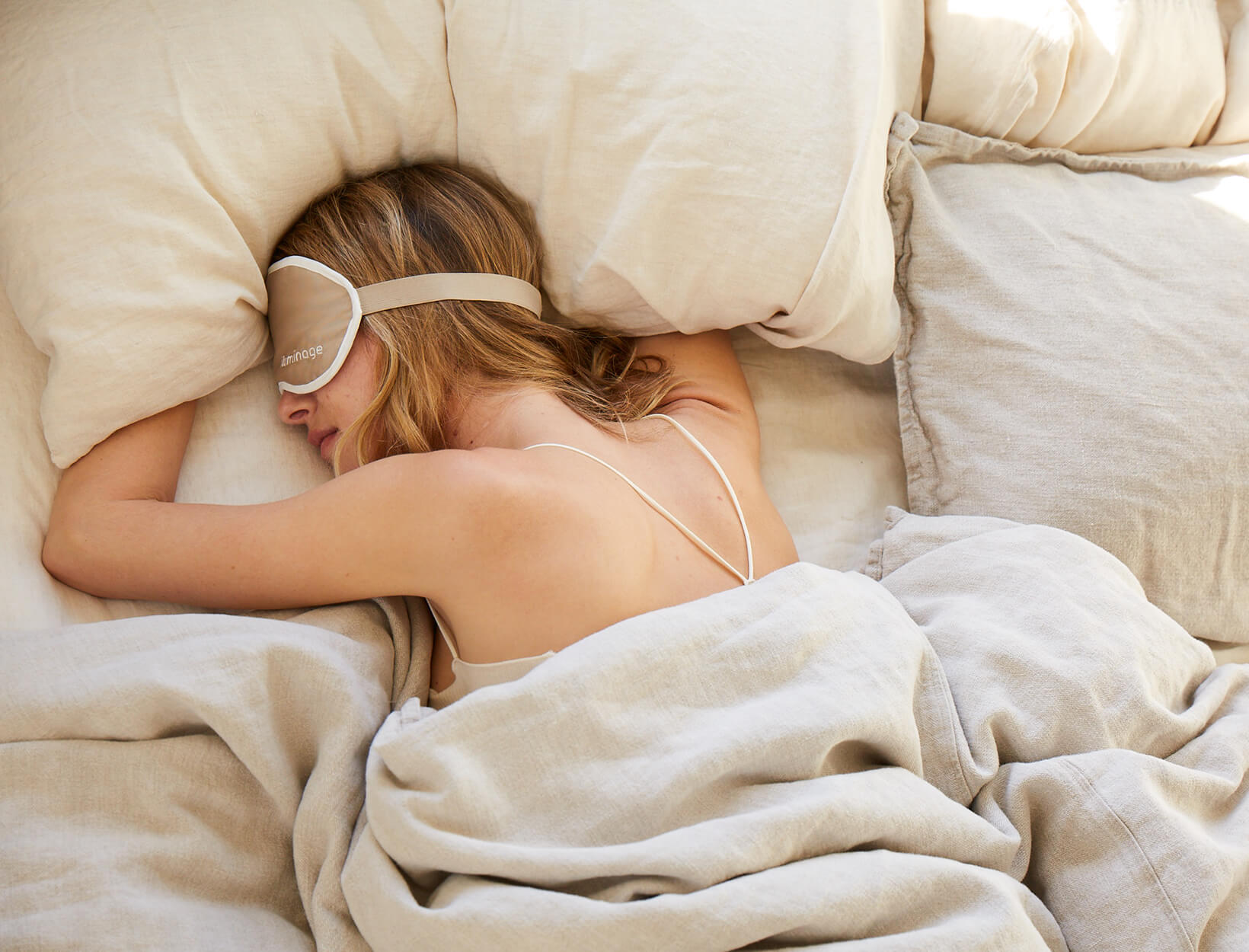 Sleep cover image