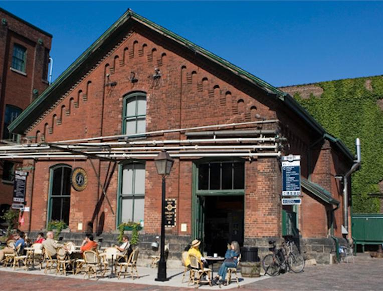 Balzac's Distillery District