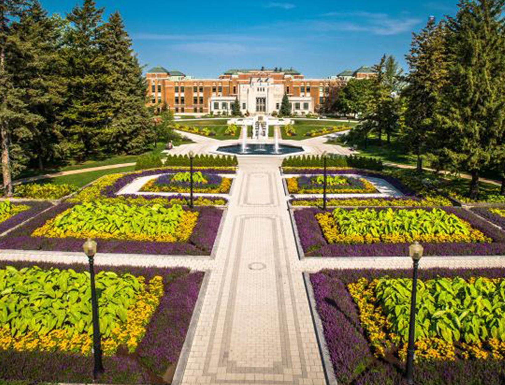 Botanical Gardens Montreal Fasci Garden