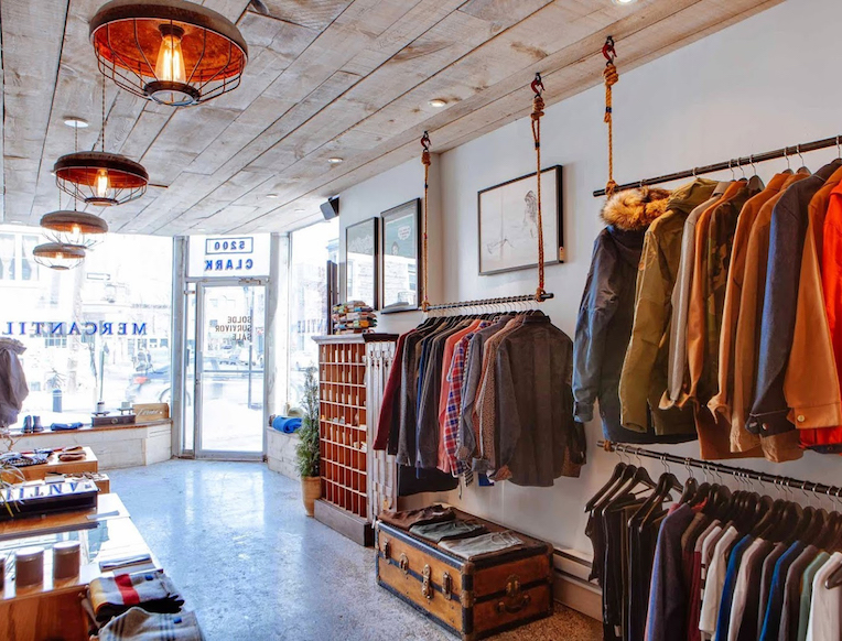 Clark Street Mercantile