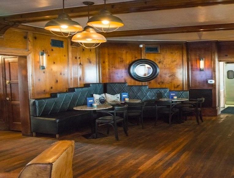 Driftwood Kitchen & Stateroom Bar | Goop