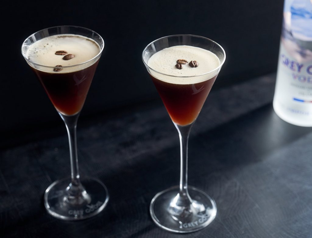 Espresso Martini Recipe With Grey Goose Goop