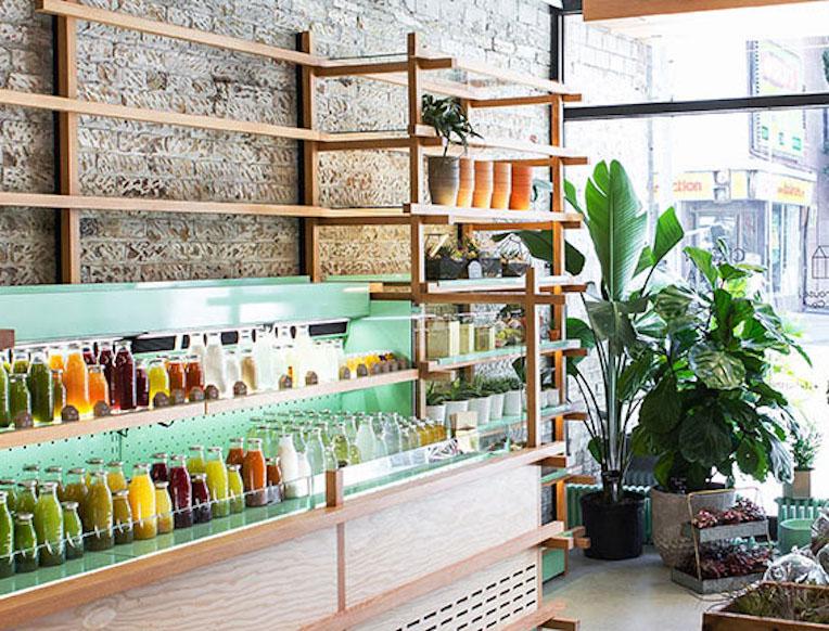 Greenhouse Juice