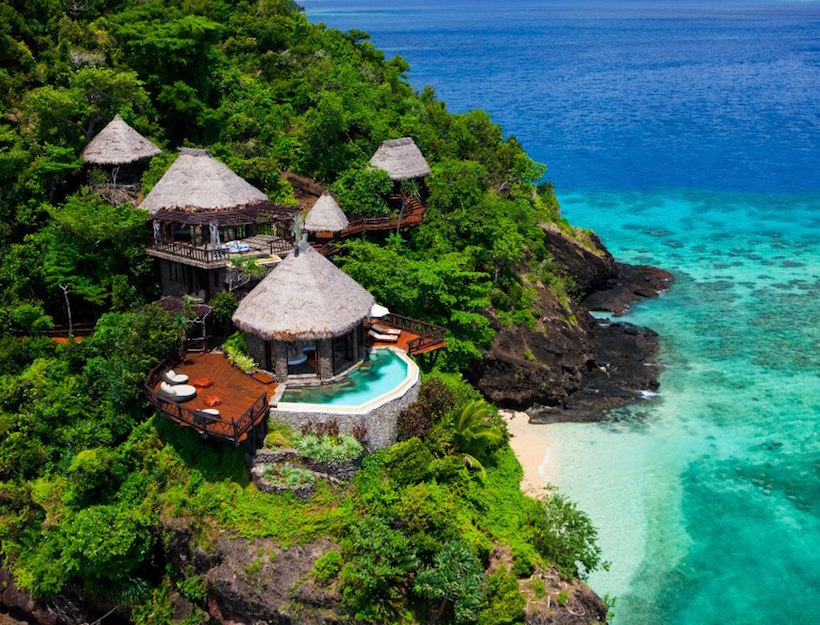 Laucala Island <br>Fiji</em>