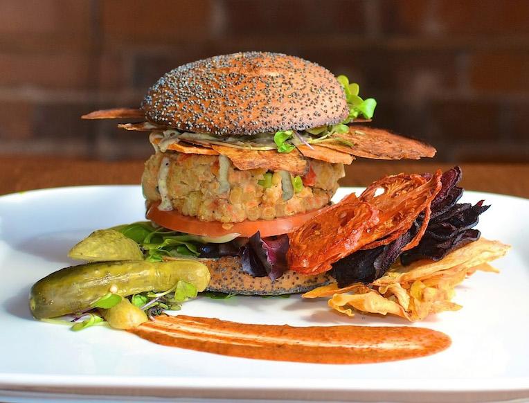 Live Organic Food Bar