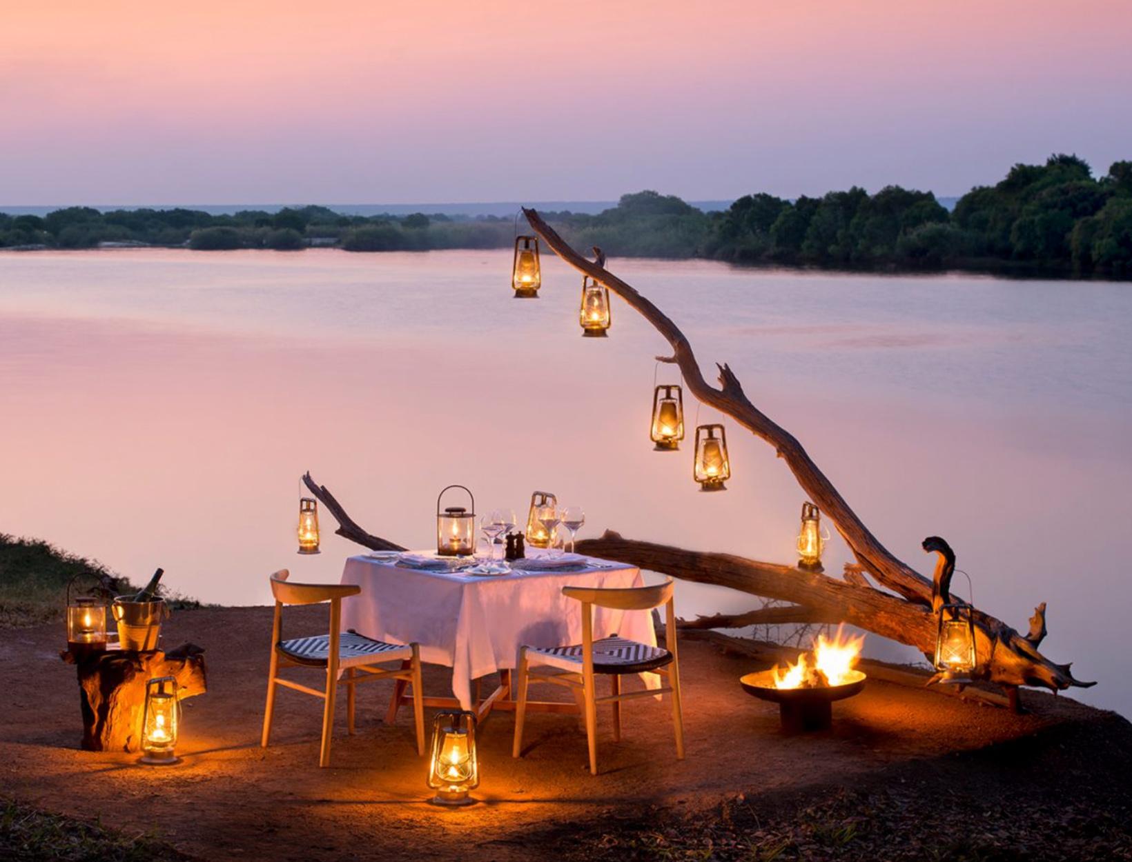 andBeyond Matetsi River Lodge