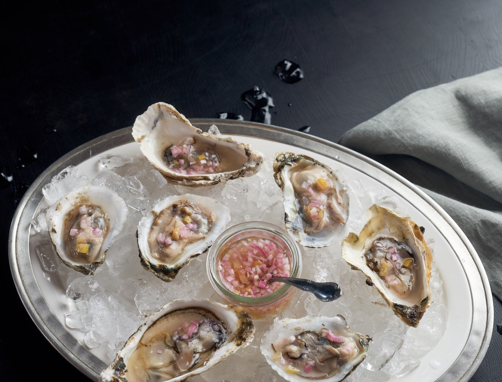 Preserved Lemon Mignonette