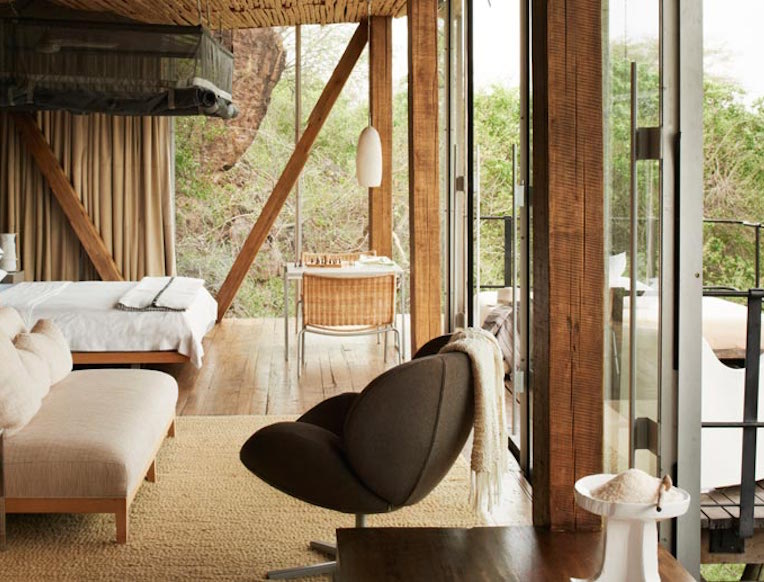 Singita Lebombo Lodge<br><em>Kruger National Park, South Africa</em>