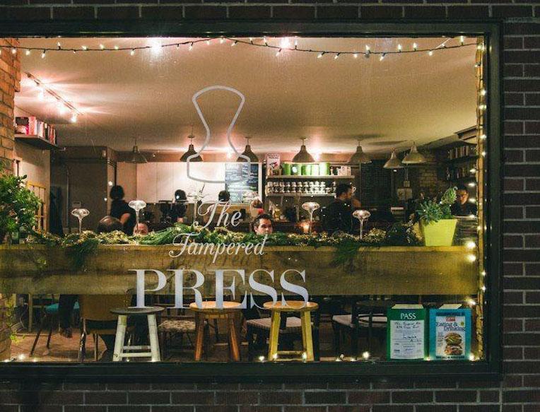 Tampered Press