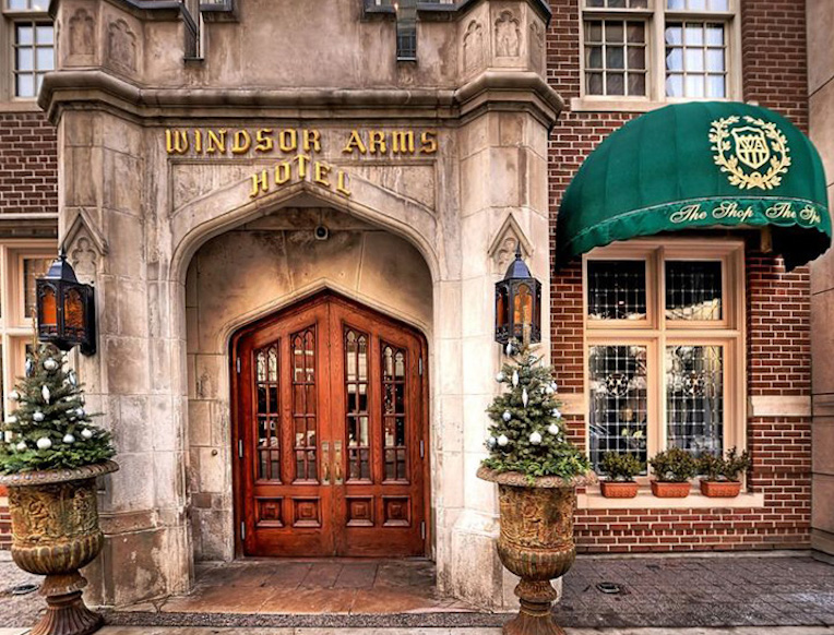 The Windsor Arms