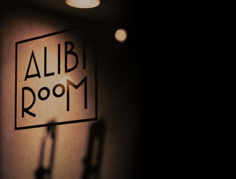 Alibi Room Vancouver Menu