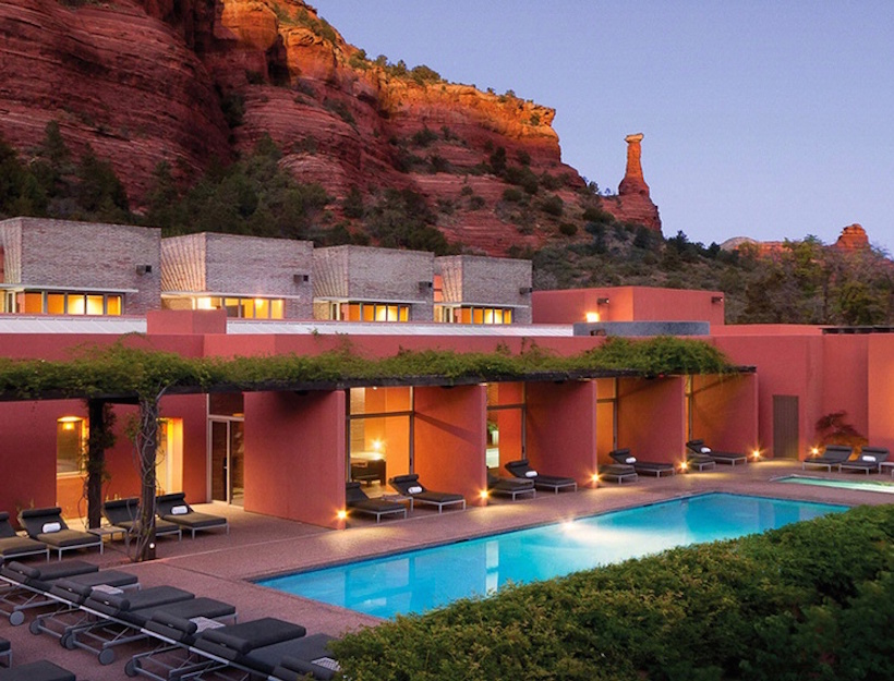 Mii Amo Spa<br><em>Sedona, Arizona</em>
