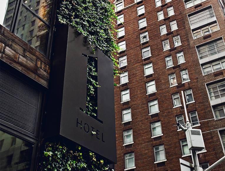 1 Hotel Central Park Goop