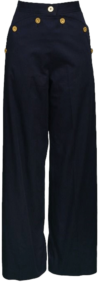 RESSURECTION VINTAGE YVES SAINT LAURENT PANTS