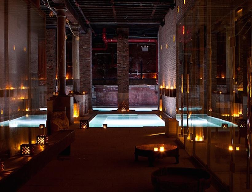 Aire Ancient Baths<br><em>Tribeca</em>