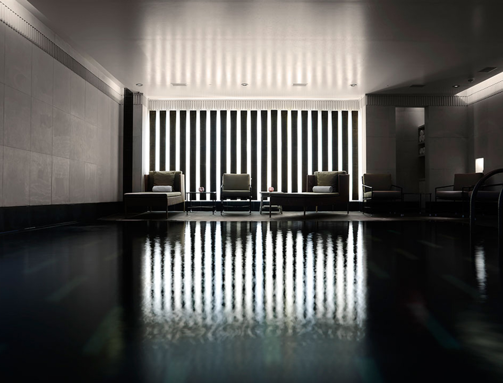 Aman Spa at The Connaught