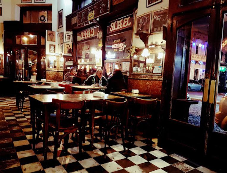 Bar Plaza Dorrego
