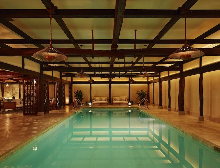 Shibui Spa at the Greenwich Hotel<br><em>Tribeca</em>