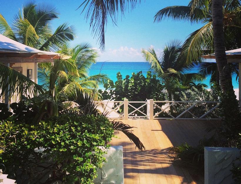 Ocean View Club  <br>Uosto sala, Bahamos</em>