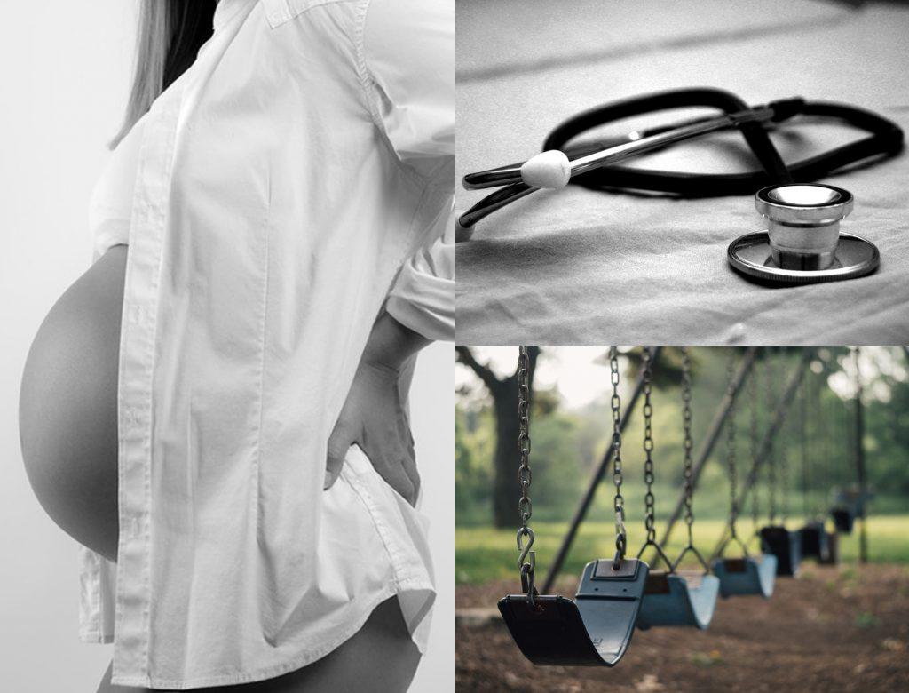 Hidden Playground Parasites + Other Stories