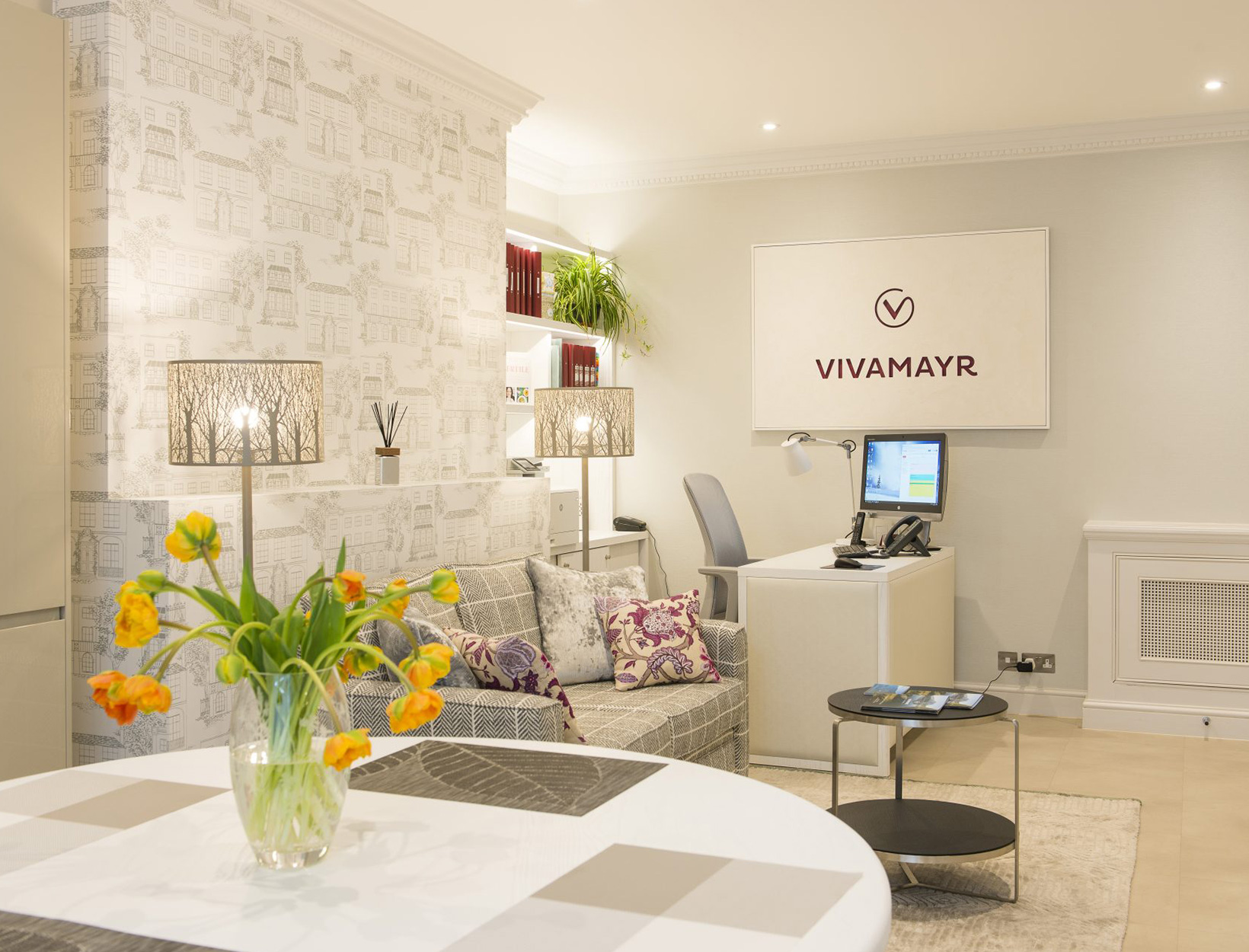 VIVAMAYR London <br><em>Marylebone, London</em>