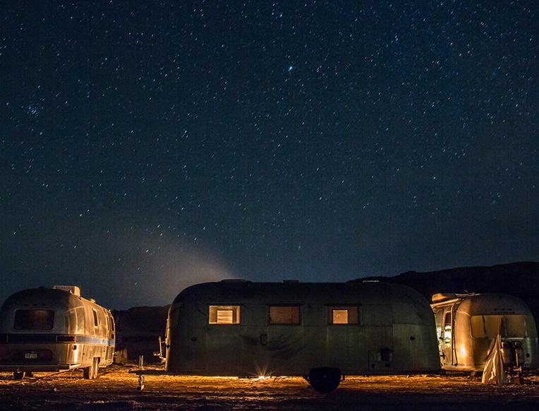 Caravan Outpost<br><em>Ojai, California</em>