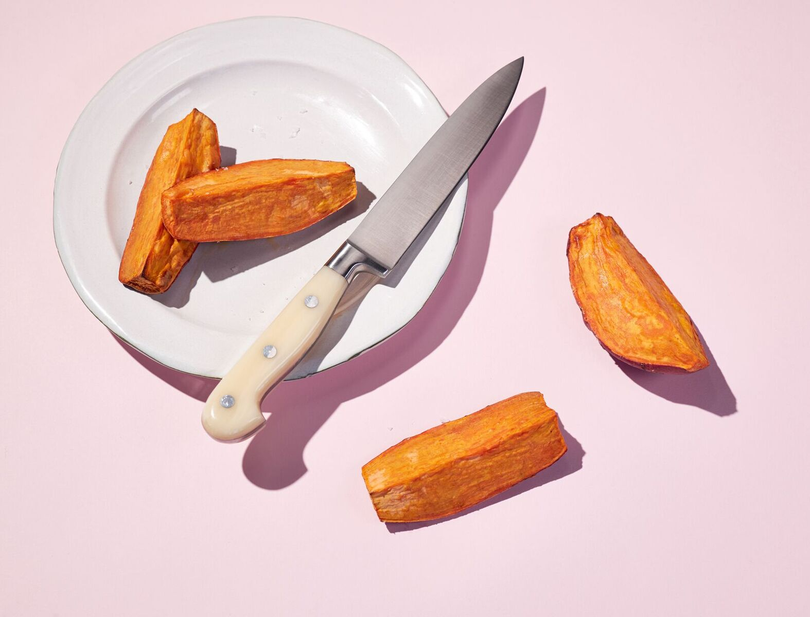 Baked Sweet Potato
