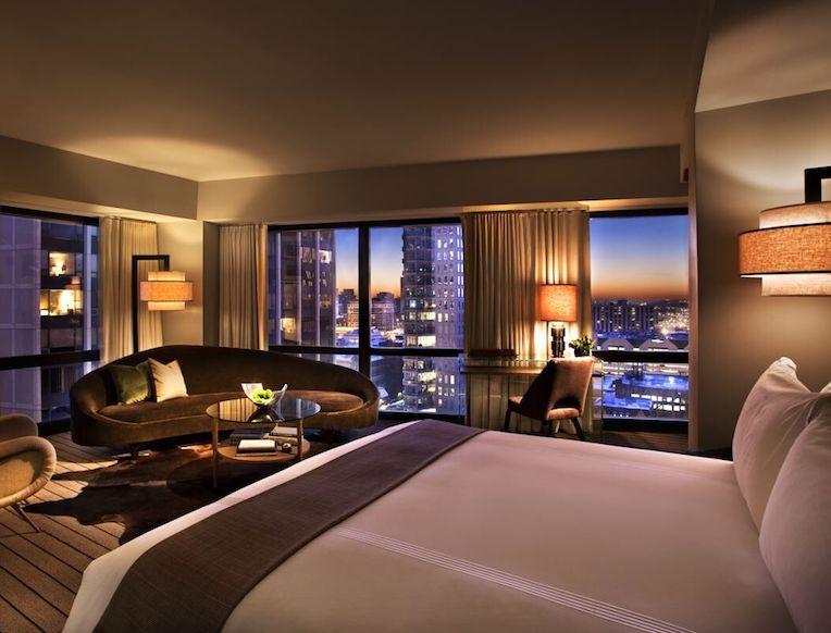 Thompson chicago goop for Boutique hotels gold coast chicago