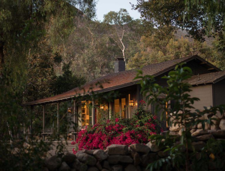 Thacher House<br><em>Ojai, California</em>