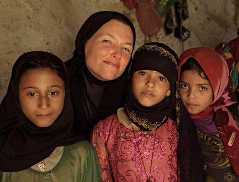 Good Samaritan: A Photojournalist Helps Girls Around the World