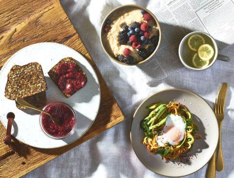 3 Healthy, but Deeply Satisfying Breakfast Ideas