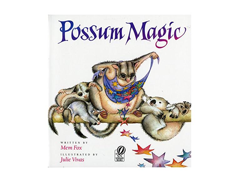 Possum Magic by Mem Fox and Julie Vivas